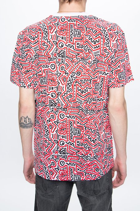 Diamond Supply Co. x Keith Haring T-Shirt - Multicolor