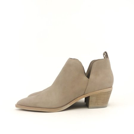 Dolce Vita Suede Sonny boot - Almond