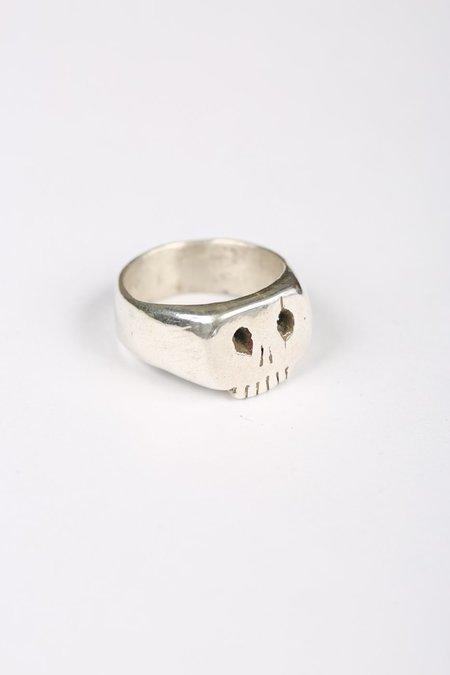 Aris Schwabe DEAD RING - Sterling Silver