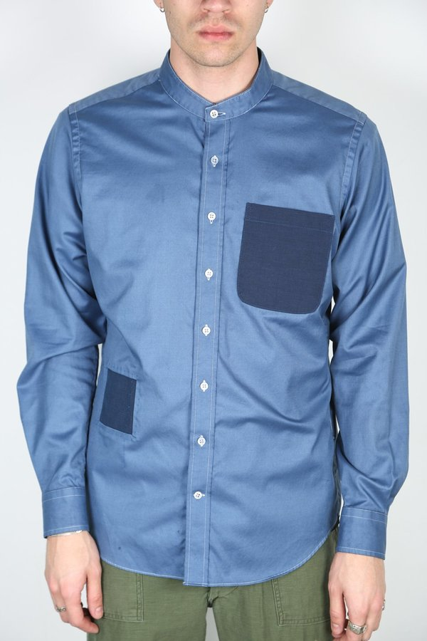 Atelier and Repairs DOUBLE BLUE SHIRT