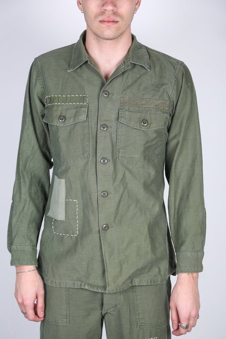 Atelier and Repairs DYLAN FATIGUE SHIRT