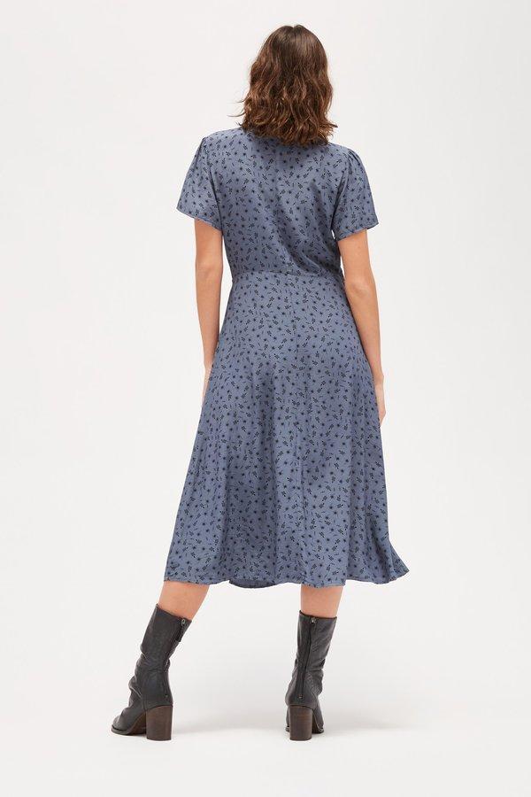 Lacausa Tallulah Wrap Dress