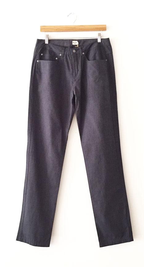 Bridge & Burn Polk Pants - Blue Steel
