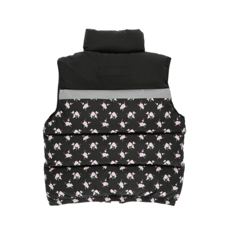 Sandy Liang Miko Vest - Tablecloth Black
