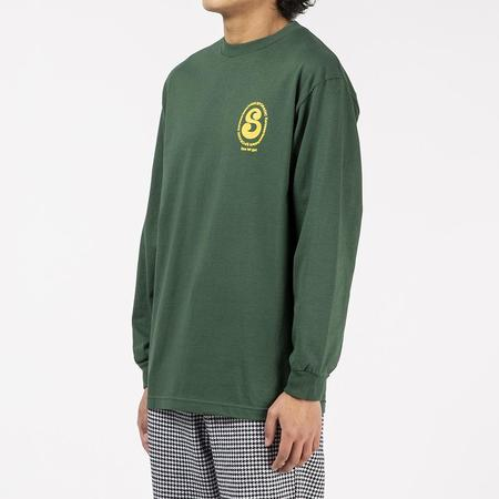 Sporadic Tribe Long Sleeve T-shirt - Forest