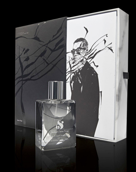 Six Scents - Series Three, N°3 'Can't Smell Fear' - Juun.J & Natalie Gracia-Cetto