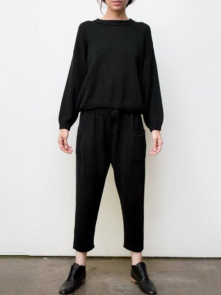 Arzé Mimi Sweater - Black