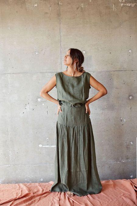 Little Tienda Carmen Skirt - Pilgrim