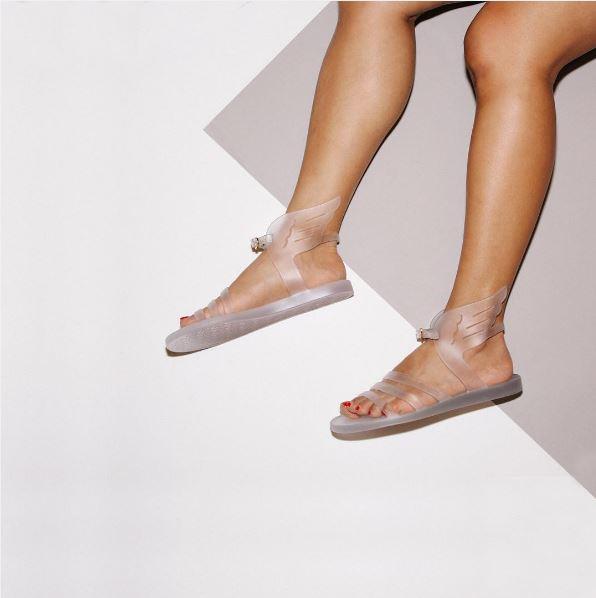Ancient Greek Sandals Ikaria2