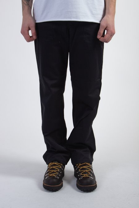 Stan Ray Loose Fit Fatigue Pant - Black