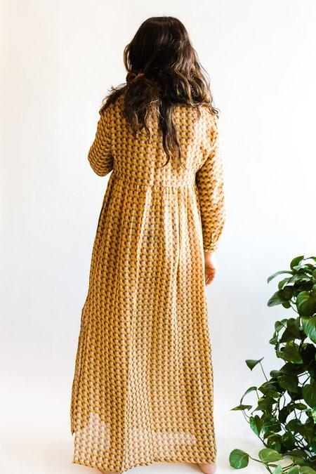 Rachel Comey Taviani Dress - Yellow