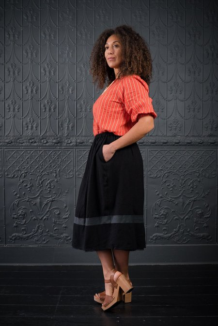 Kristensen du Nord Raw Edge Skirt