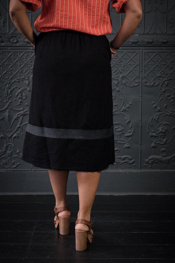 Kristensen du Nord Raw Edge Skirt