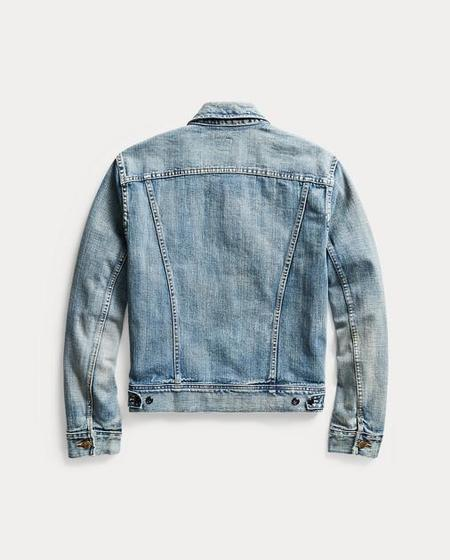 RRL Denim Jacket - Leeland Wash