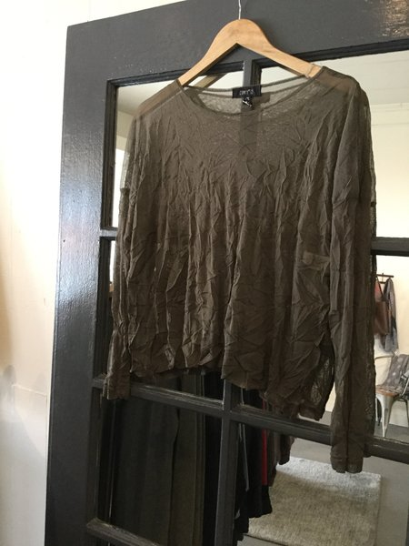 Comfy Mesh Topper - Taupe