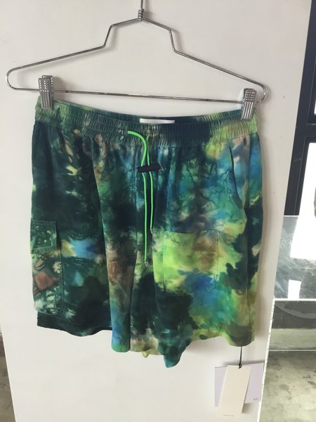 KkCo Camp shorts - green