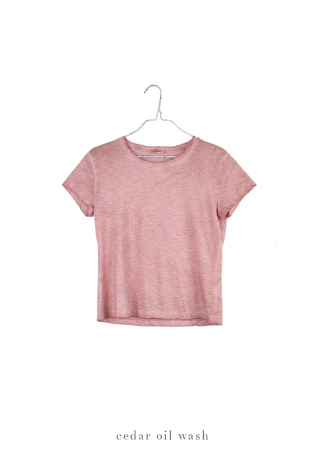 It Is Well L.A. Slim Fit Short Sleeve Crew Neck Tee