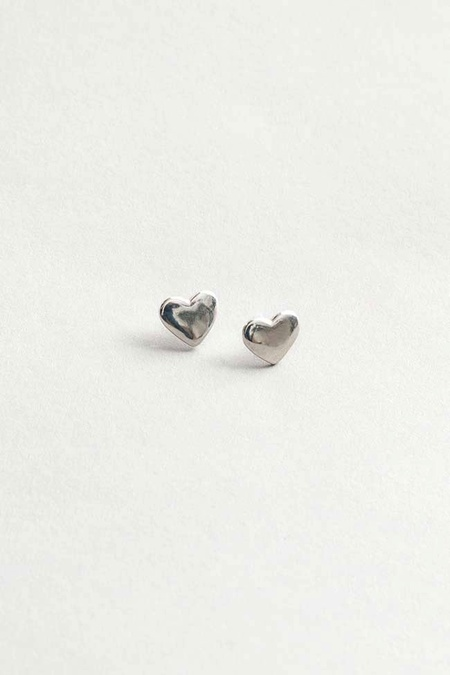 Wolf Circus Amourette Studs - Sterling Silver