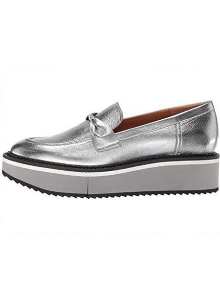 Robert Clergerie Booster Shoes - Silver