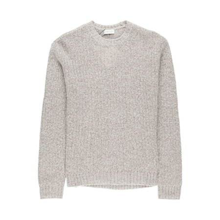 John Elliott Foggy Wool Cashmere Sweater - Linen