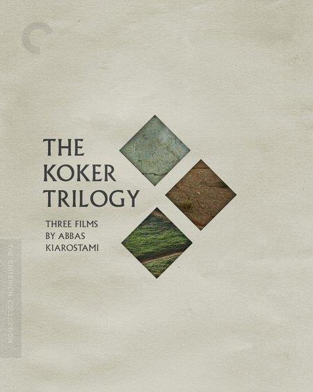 "Criterion ""The Koker Trilogy"" film set"