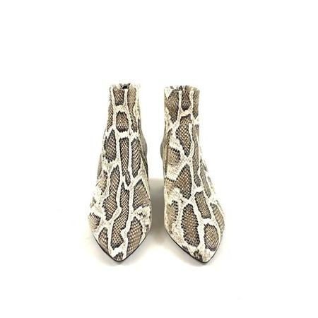 AGL Snake Print Bootie