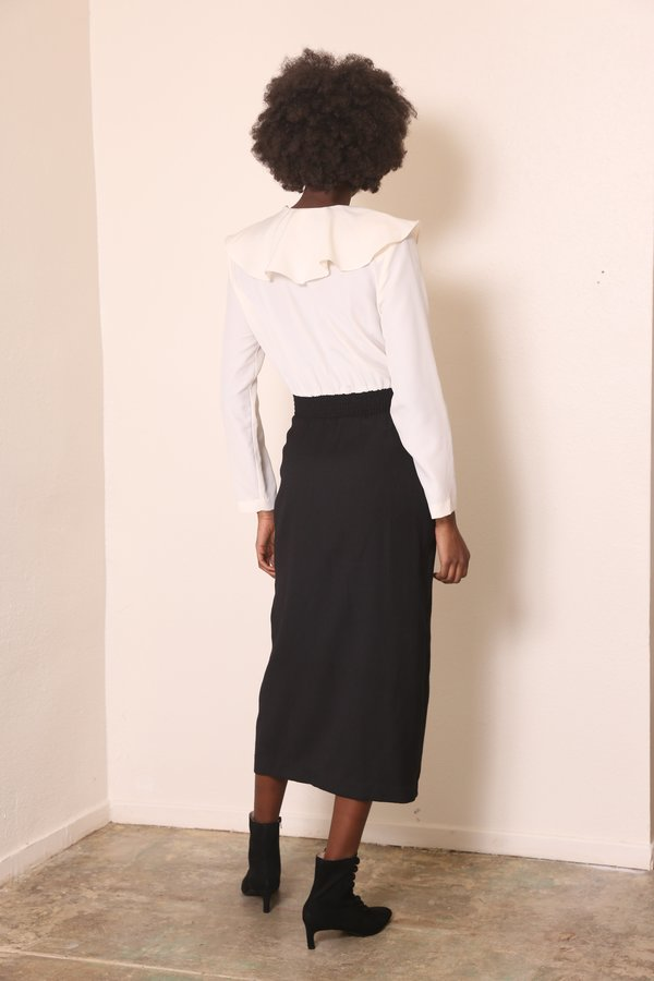 """""""INTENTIONALLY __________."""" ARCHIVE 0259 ONE PIECE BLOUSE DRESS"""