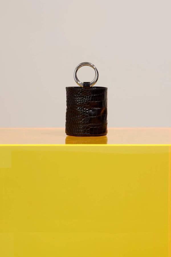 Simon Miller Small Bonsai Bag - Black