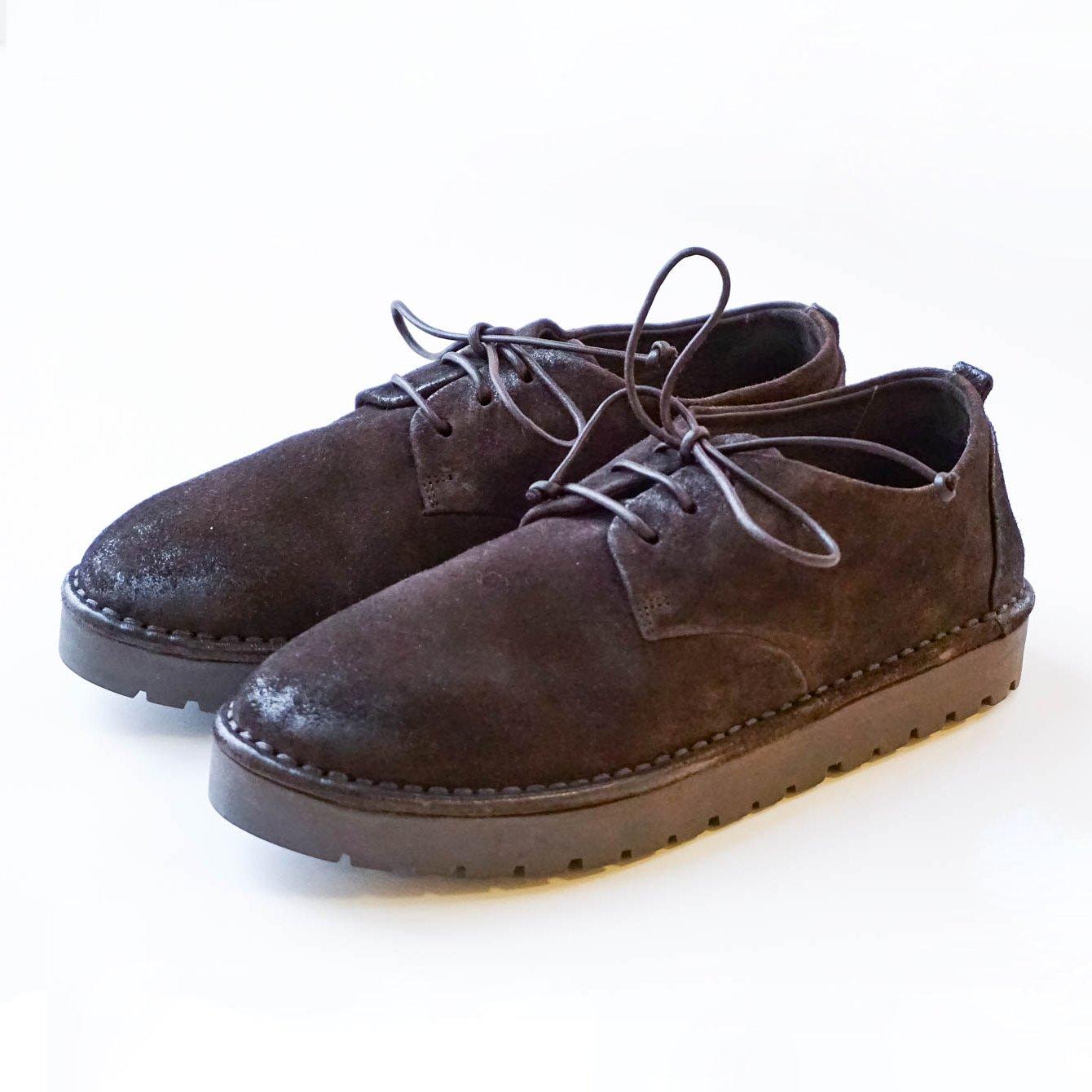 Gomme Derby Shoes - Dark Brown | Garmentory