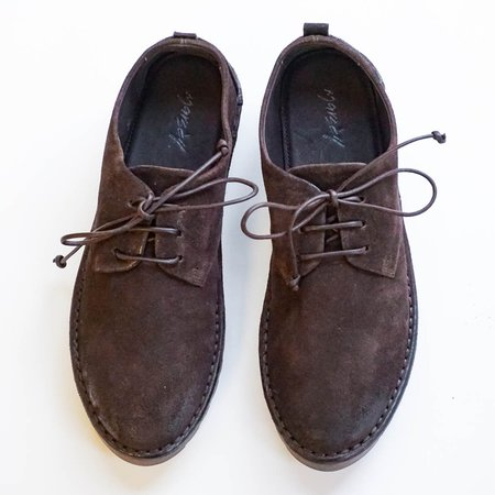 Marsèll Marsell Gomme Derby Shoes - Dark Brown