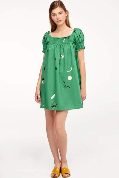 Capulet Juliette Mini Dress - Carnivale Print