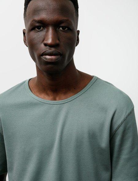 Lemaire Rib T Shirt - Sage