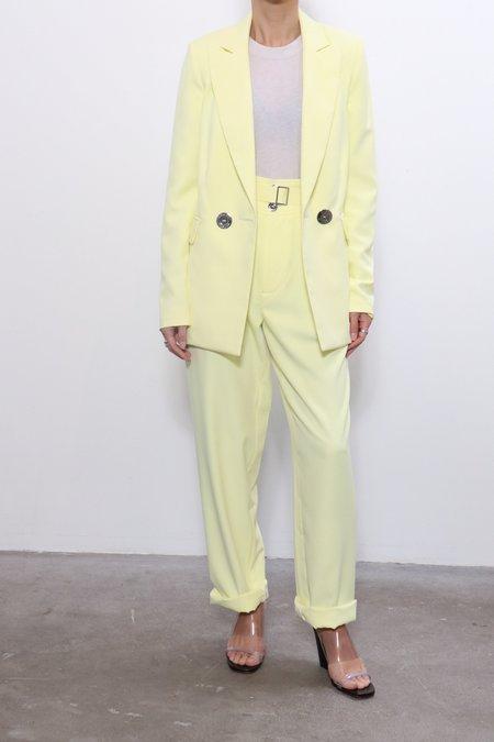 Simon Miller Barr Pants - Sea Lemon