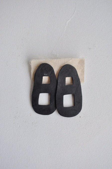 Eesome Co Meraki No. 12 Earrings - Black