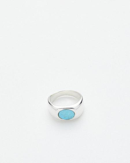 LUZ ORTIZ Classic Inlay Ring