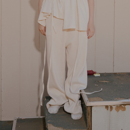 Baserange Gita Pants - Off White