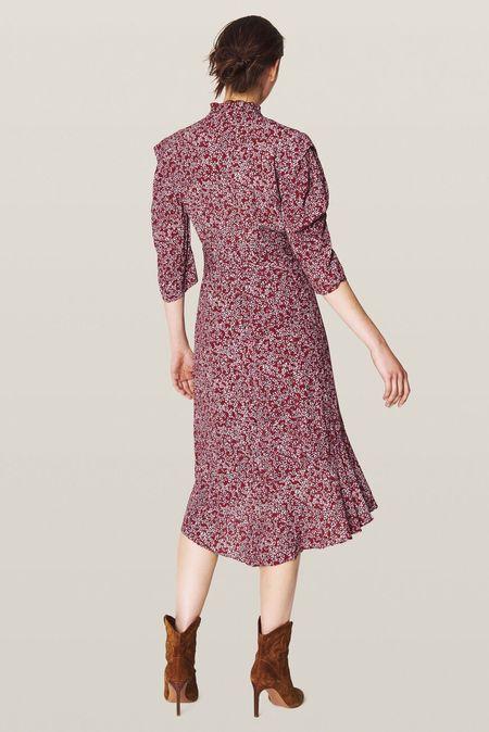 Bash Paris Chel Dress - Red