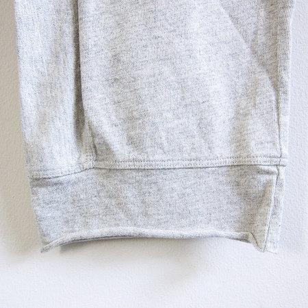Wilt Easy Fit Raw Hem Crop Jogger - Grey Heather