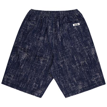 Arte suns Shorts - Navy/White