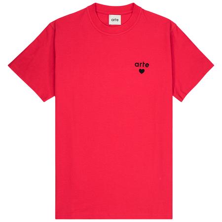 Arte thomas heart Shirt - Pink