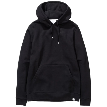 Norse Projects vagn classic hood - Black