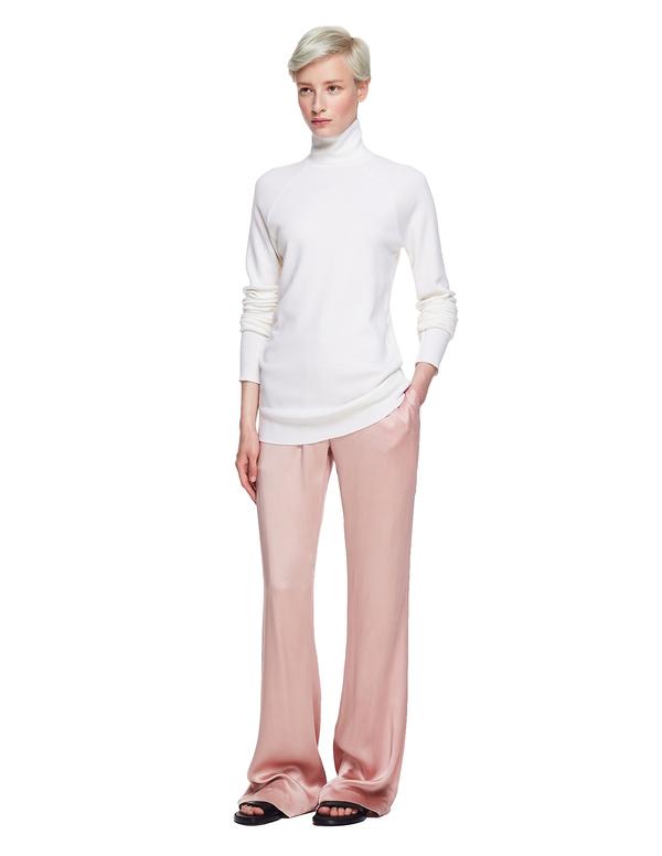 Haider Ackermann  Wool Turtleneck - White