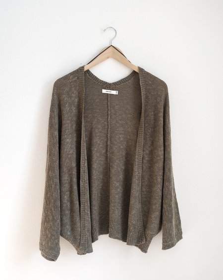 Mod Ref Mary Sweater - Olive
