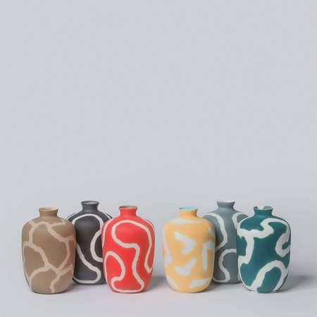 Middle Kingdom Memphis Plum Vase