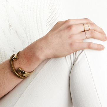 In God We Trust Spacer ring