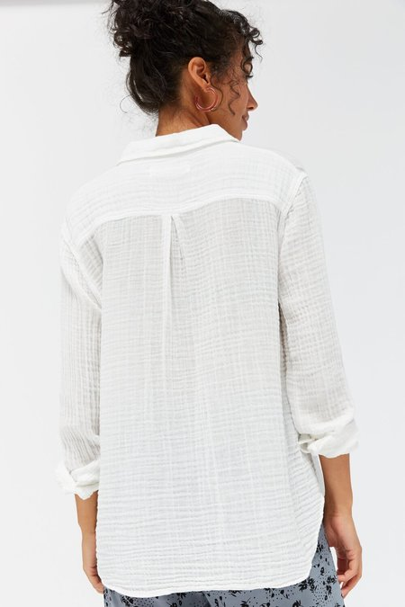 Lacausa Luxe Nash Button Up Shirt