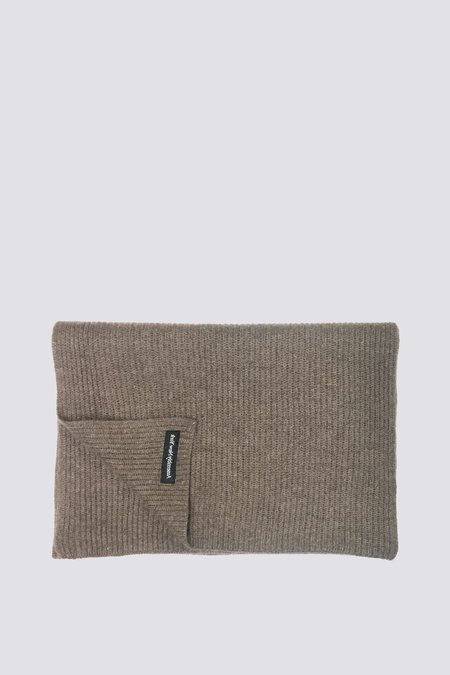 Assembly Cashmere Scarf - Fawn