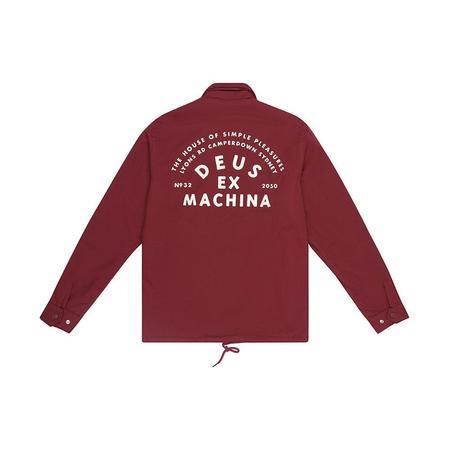 Deus Ex Machina Bowman Camperdown Coach Jacket