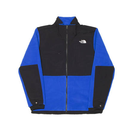 The North Face Denali Jacket - Black/Blue