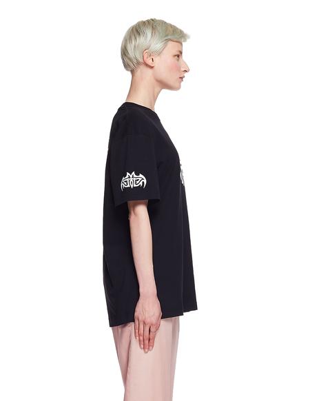 Vetements Good Fortune T-Shirt - Black